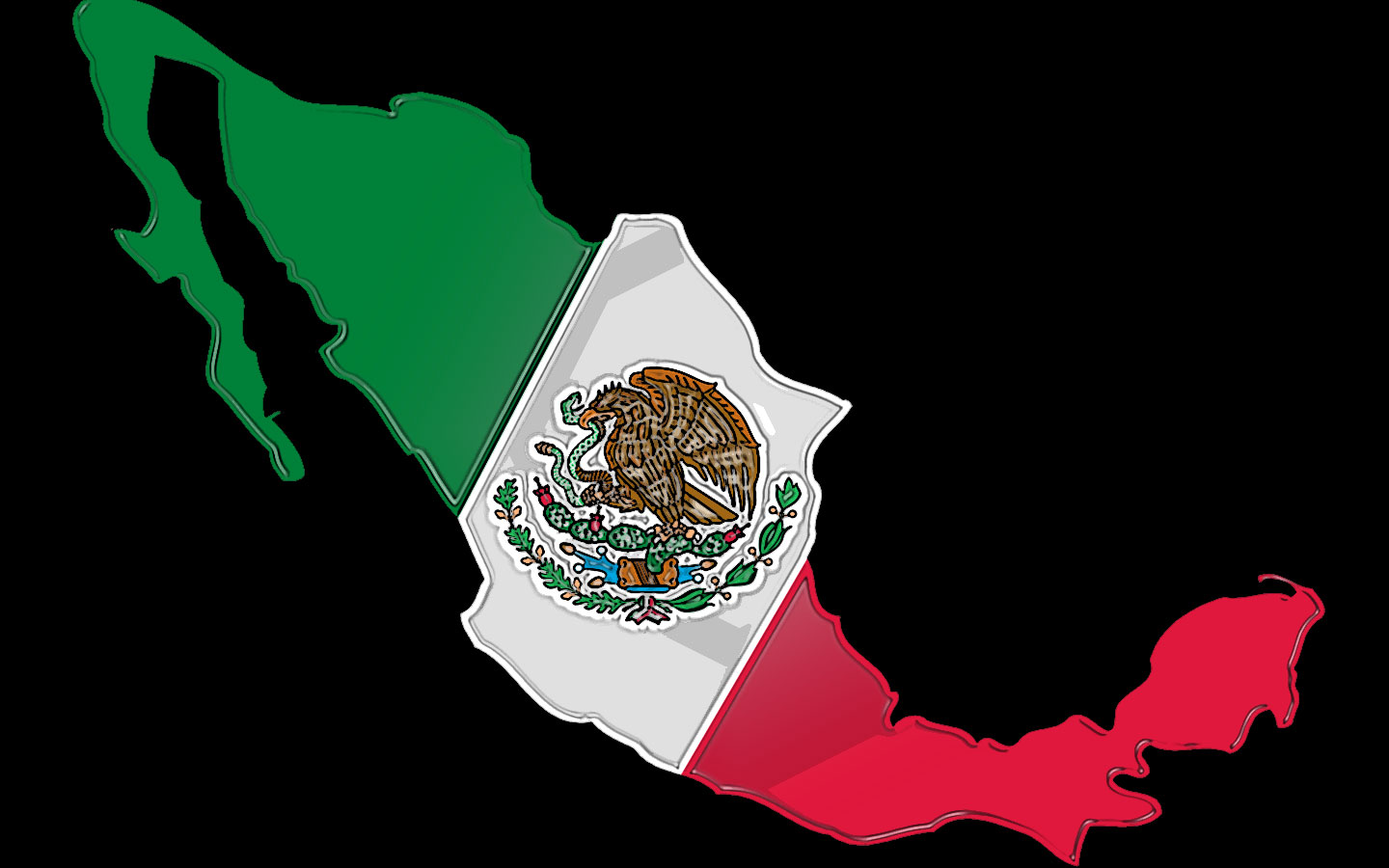 Mexico Flag Pictures