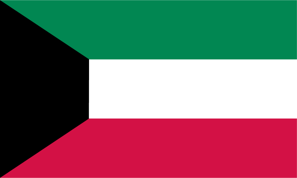 Kuwait Flag Pictures