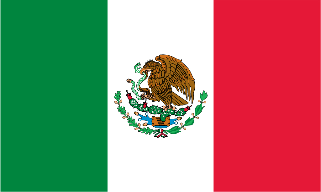 Pin Mexico Flag On Pinterest