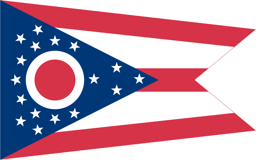 ohio usa flag pictures