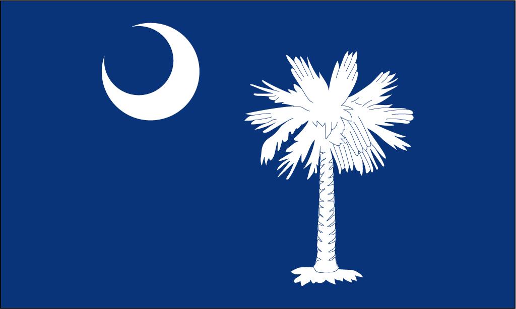 south carolina usa flag pictures