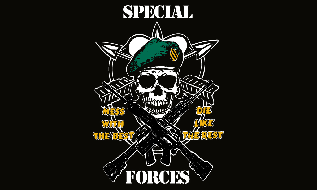 american special forces logo - photo #23