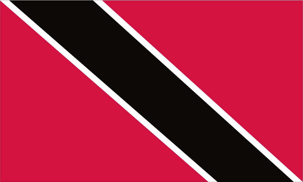 National Flag. Trinidad and Tobago Picture