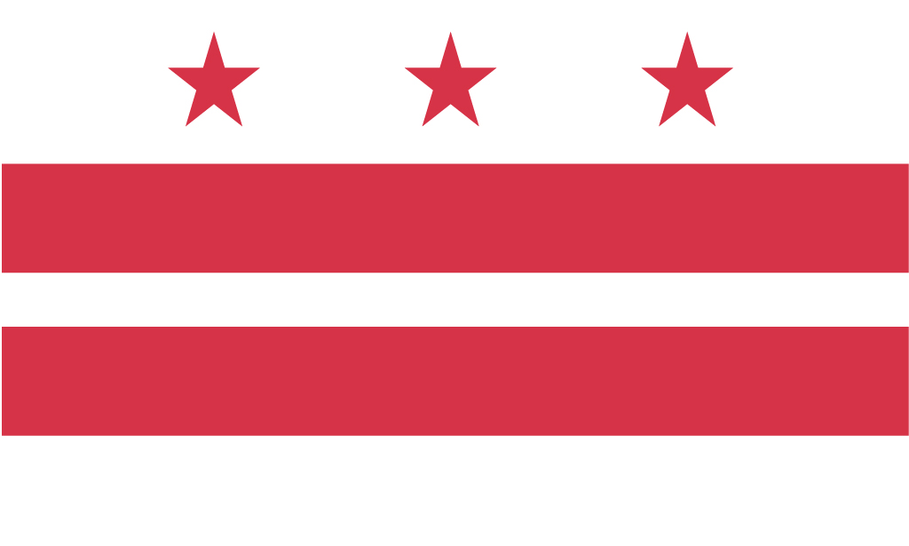 district of columbia  washignton d c   usa flag pictures